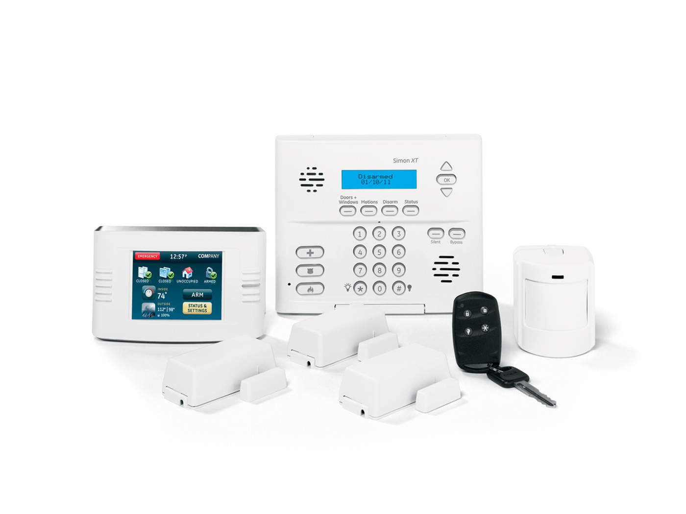 Simon Xt Touch Screen Wireless Schematics Data Wiring Diagrams Diagram And Two Way Talking Kits Intrusion Solutions Interlogix Global Programming