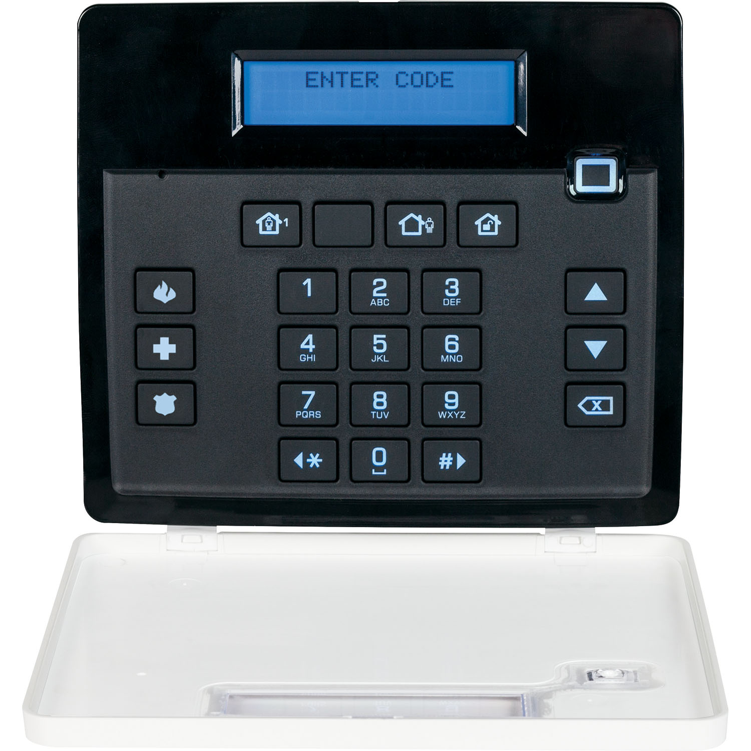 Concord Two-Way Voice LCD Keypad High Resolution JPEG
