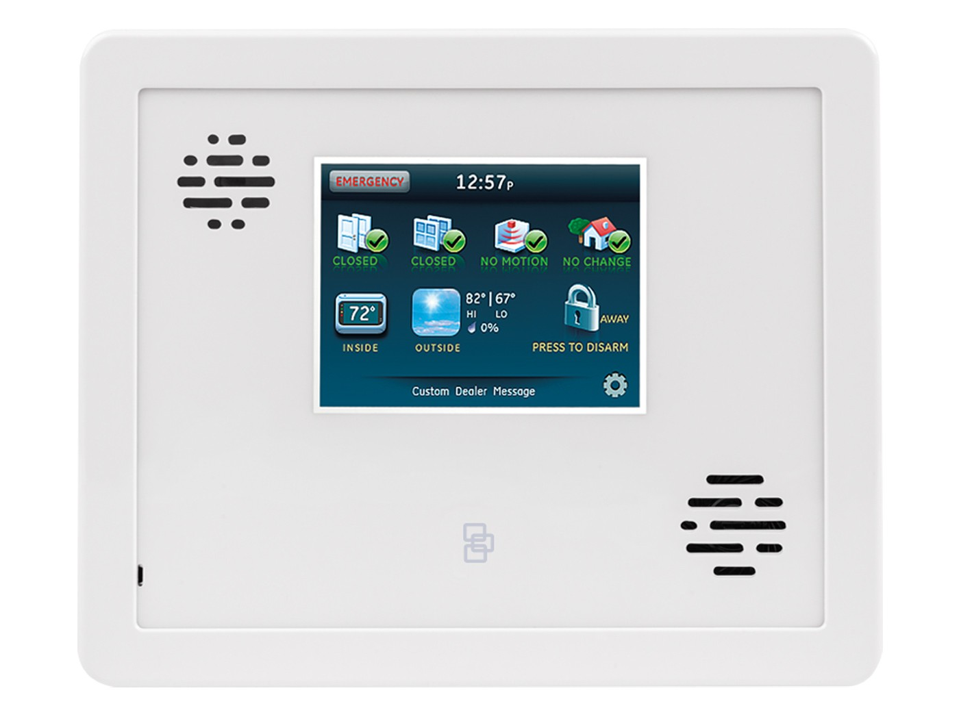 Simon Xti | Self Contained Security System