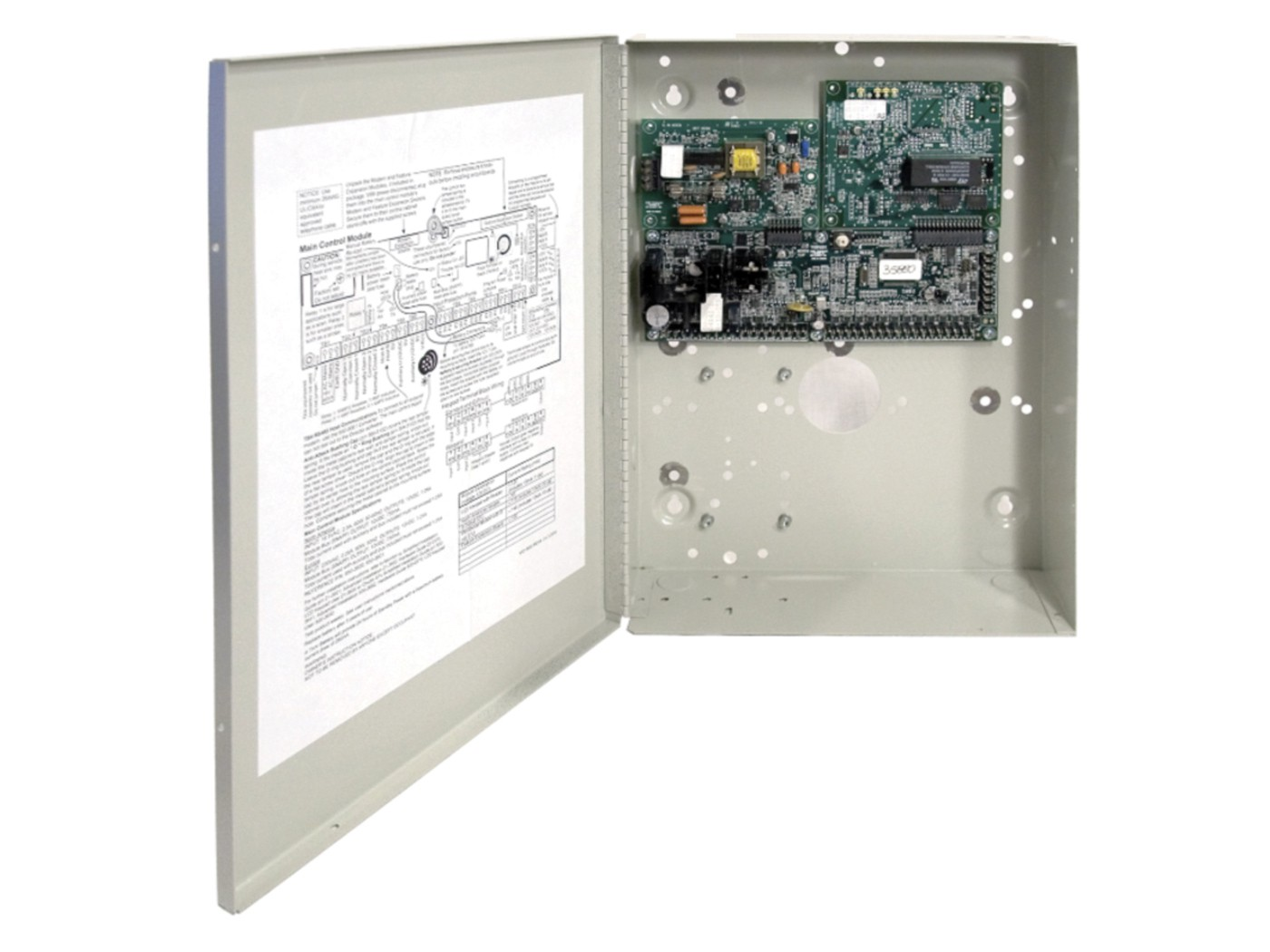 Monitor Xl Security Control Panel