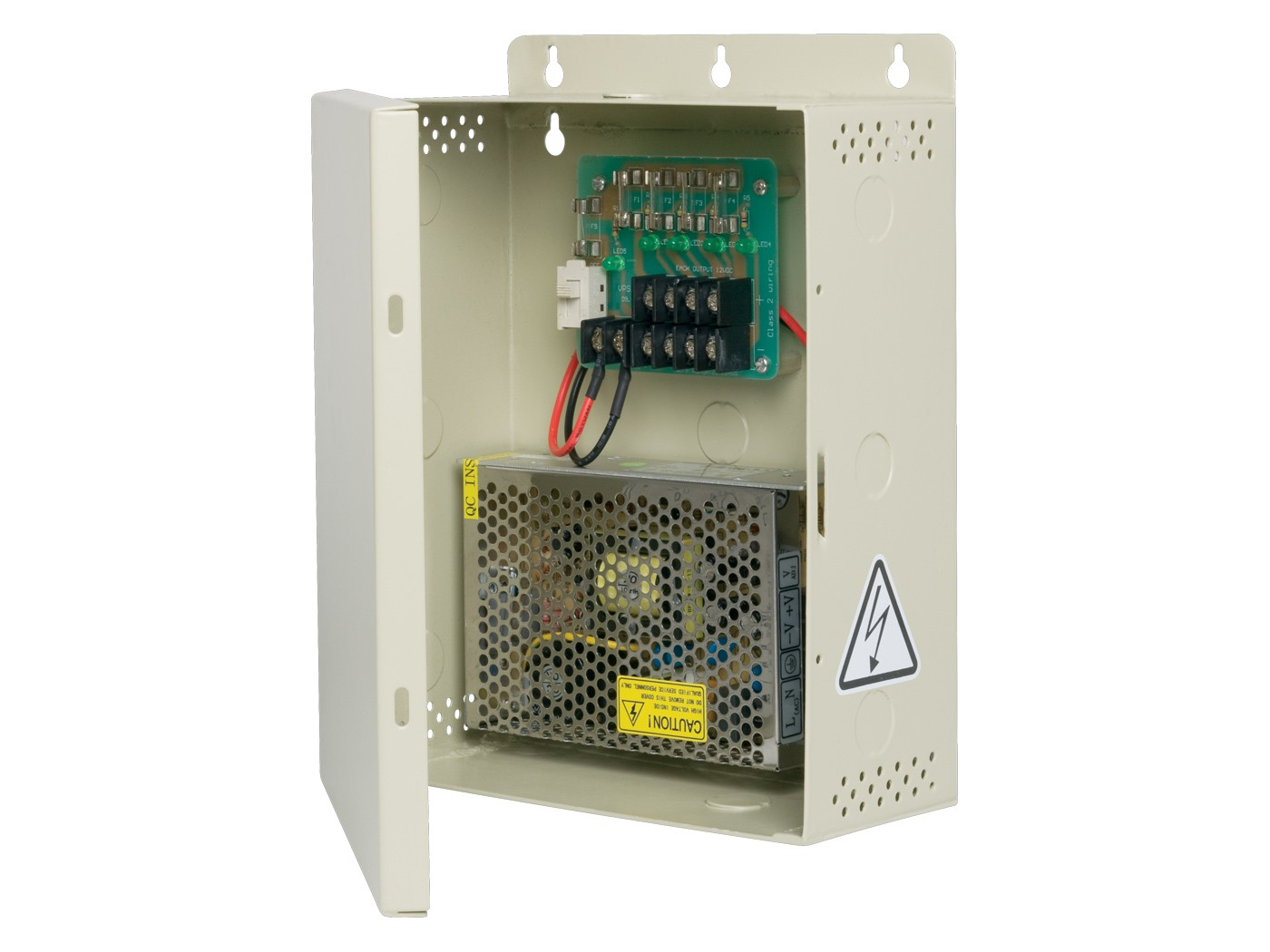 Truvision Power Supplies Video Solutions Interlogix Global 24 Volt Supply 10 Amp Single Output Security Products