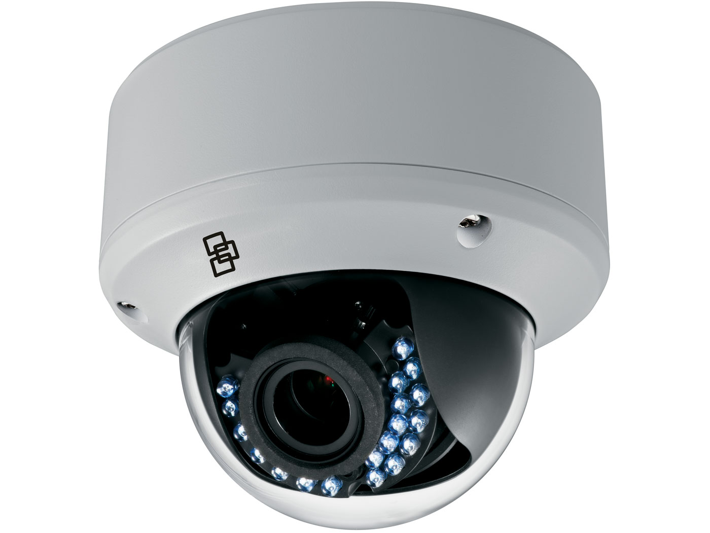 Truvision Hd Tvi Analog Dome Cameras Video Solutions